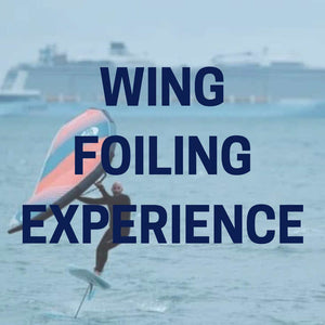 Wind Wing Foiling Experience Voucher - Poole Harbour Watersports