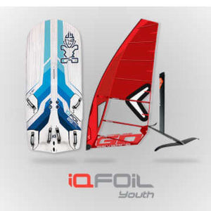 Starboard iQFoil Youth Complete Package - Poole Harbour Watersports