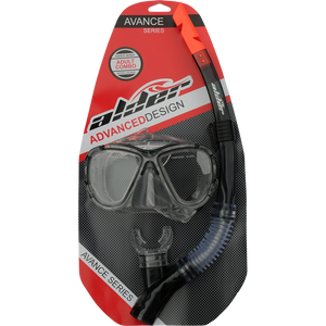 Alder Base Combo Adult Mask & Snorkel - Poole Harbour Watersports