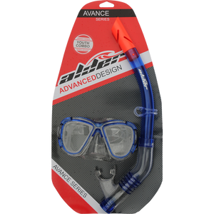 Alder Base Combo Youth Mask & Snorkel - Poole Harbour Watersports