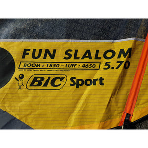 Bic Fun Slalom 5.7 - Poole Harbour Watersports