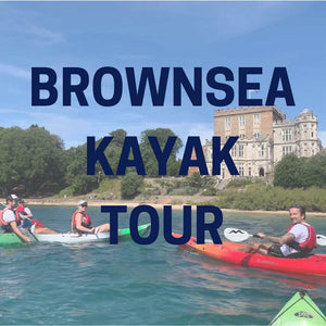 Brownsea Island Kayak Tour Voucher - Poole Harbour Watersports