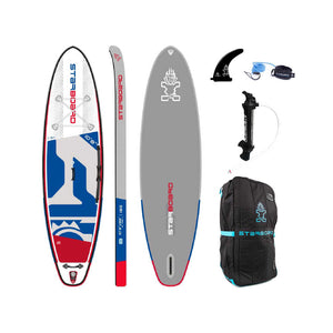 Starboard iGO Deluxe Package 2020 - Poole Harbour Watersports