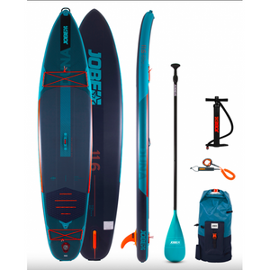 Jobe Duna Inflatable SUP Package 2021 - Poole Harbour Watersports