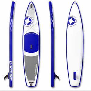 Unifiber Tourer 12.6 Endurance SUP 2020 - Poole Harbour Watersports