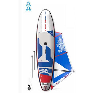 Starboard 2020 Inflatable Deluxe Waterman Package - Poole Harbour Watersports