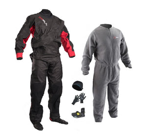 Drysuit Water Starter Package - Poole Harbour Watersports