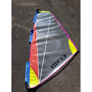 Kidy Sail 2.5m - Poole Harbour Watersports