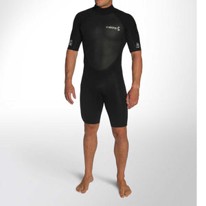 C-Skins Mens Element 3/2 Shorti Wetsuit 2020 - Poole Harbour Watersports