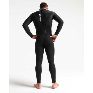 C-Skins Mens Session 3/2 Back Zip Wetsuit 2020 - Poole Harbour Watersports
