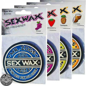 Sexwax Air Freshener - Poole Harbour Watersports