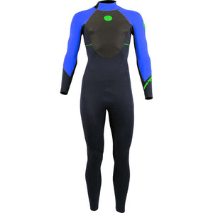 Alder Stealth Youth 4/3 Wetsuit 2019 - Poole Harbour Watersports