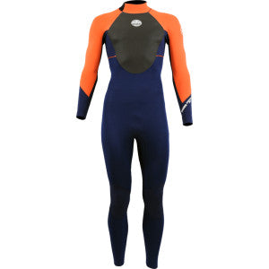 Alder Stealth Youth 4/3 Wetsuit - Poole Harbour Watersports