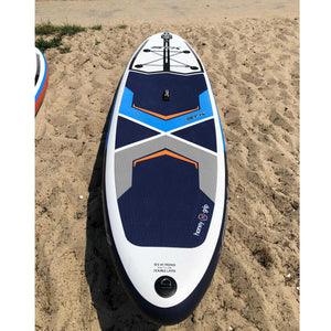 STX 10'6 WS Inflatable Second Hand SUP - Poole Harbour Watersports