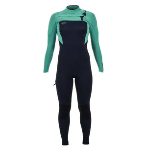 O'Neill Womens Hyperfreak 3/2 Chest Zip Full 2019 - Poole Harbour Watersports