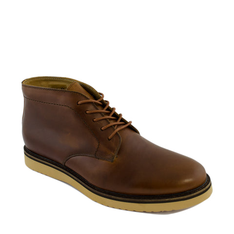 J SHOES MEN'S FARLEY AFTERGLOW LEATHER BOOT