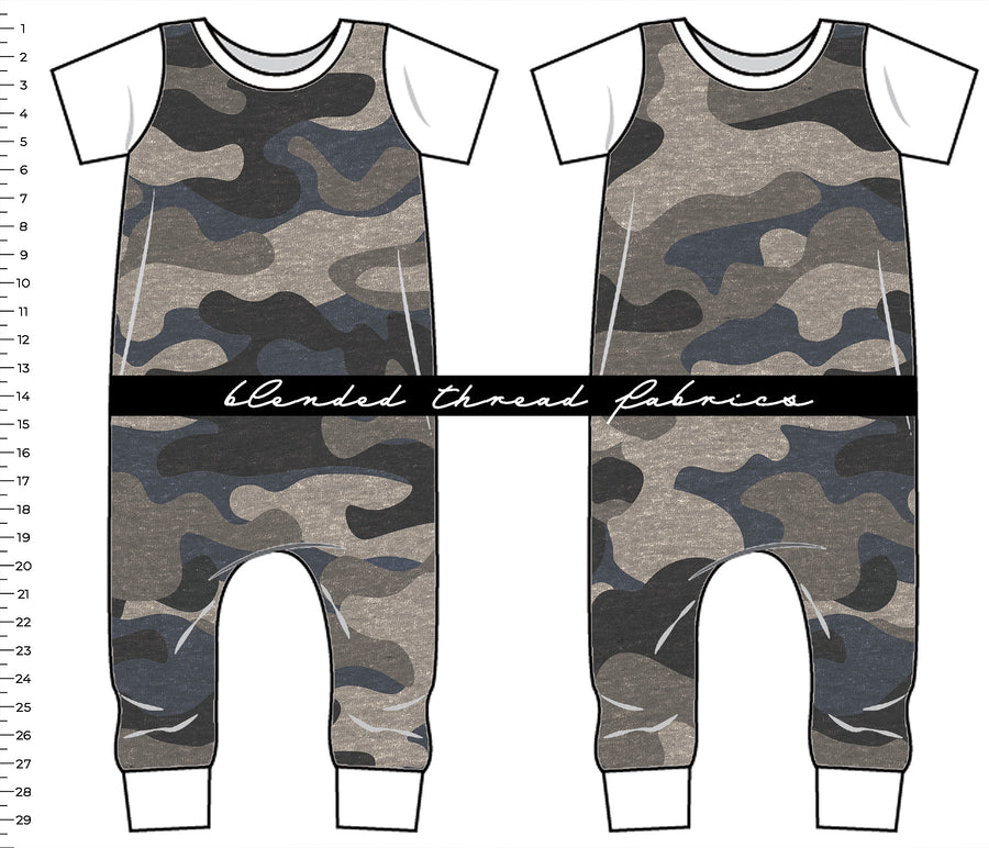 PRE ORDER MARCH 1ST-5TH  R36.5* - Blue Camo