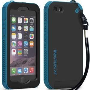PureGear DualTek Extreme XT Case For Apple iPhone 6 / iPhone 6S - Blue