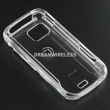 Samsung A897 Mythic Luxmo Crystal Case Clear