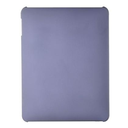Apple iPad Luxmo Crystal Rubber Case Rear Only - Purple