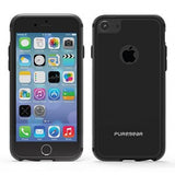 PureGear GlassBak 360 Case for Apple iPhone 6 Plus / 6S Plus / 7 Plus