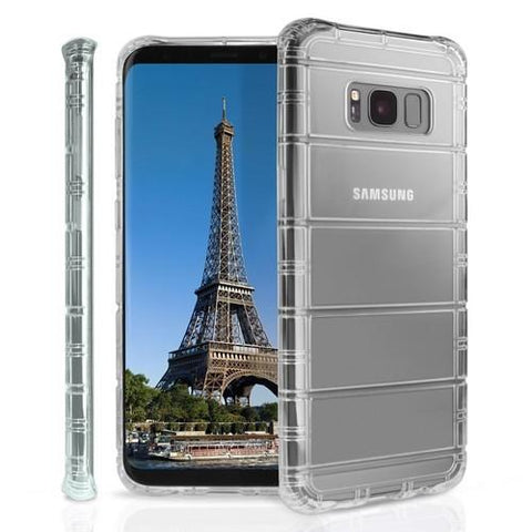 AirCushion Shield Case For Samsung Galaxy S8+ Crystal Clear