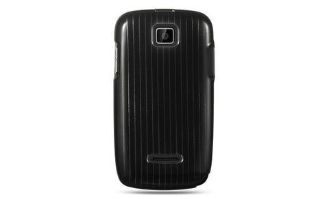 Motorola Theory Luxmo Crystal Case Black Line