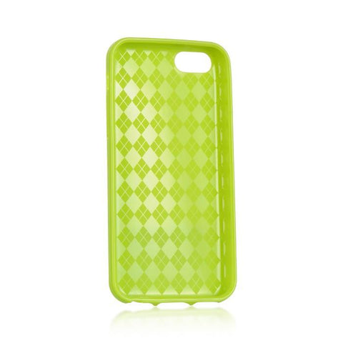 Apple iPhone 5C Luxmo Crystal Skin Case - Green