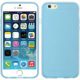 Apple iPhone 6 / 6S Foggy Case - Blue / White