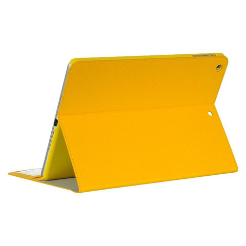 Apple iPad Air K-Style Pouch w/ Stand and Sleeper Function - Sunset Yellow