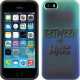Apple iPhone 5 / 5S / SE Luxmo TPU Case - Between The Lines