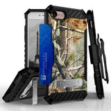 Tri Shield Kombo Case For Apple iPhone 7 / 8 3D Light Camo w/ Tree