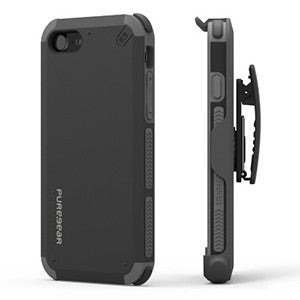 PureGear DualTek HIP Case / Holster Combo For Apple iPhone 7