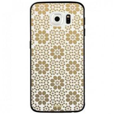 Sonix Clear Crochet Floral Case for Samsung Galaxy S6 Edge