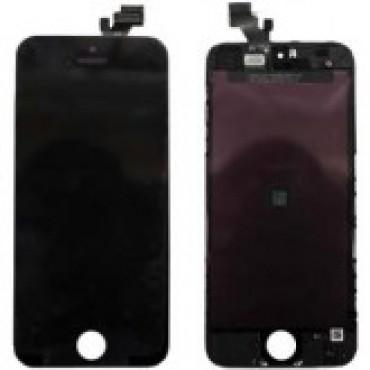 Replacement Digitizer & Touch Screen LCD Assembly for Apple iPhone 5 - Lifetime Warranty - Black