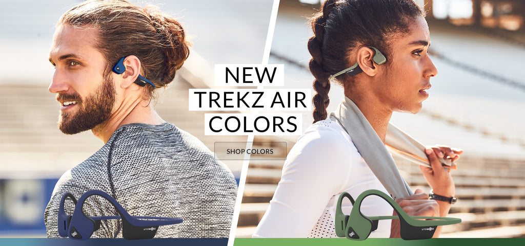 AfterShokz Bone Conducting Headphones
