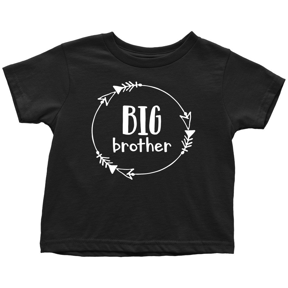Big Brother T-Shirt - Black