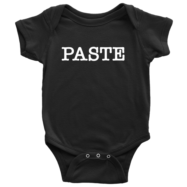 Paste - Fun Twins Onesie - Black
