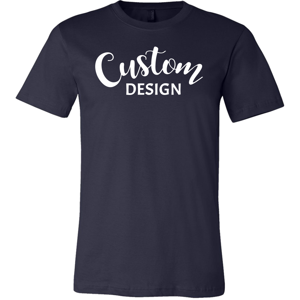 Custom Mens Shirt - Black