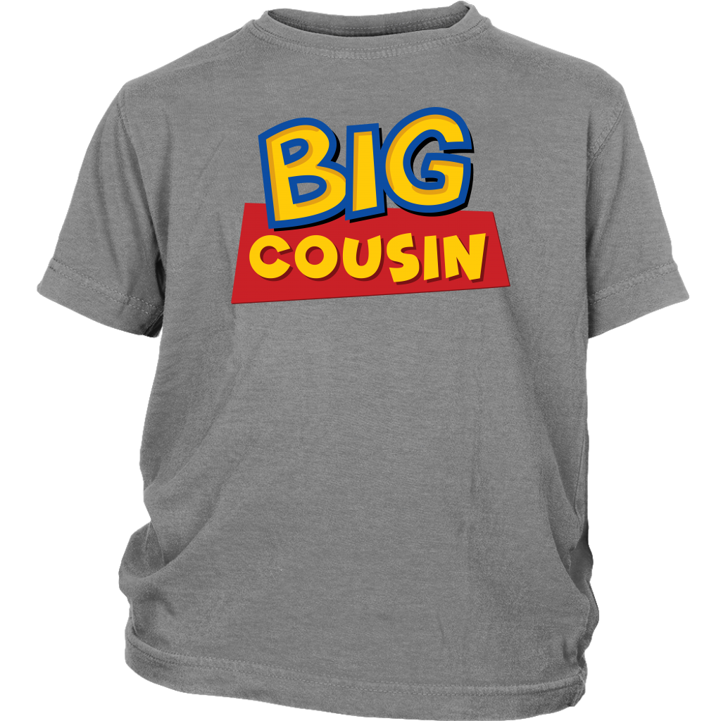 Big Cousin - Toy Story Inspired  Youth T-Shirt