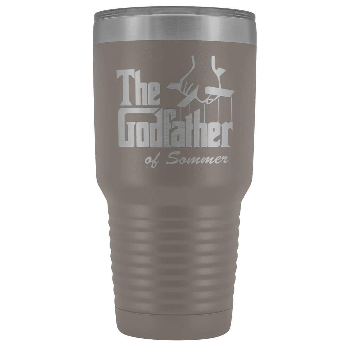 Custom Godfather 30oz Tumbler - Sommer