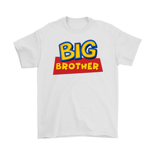 Big Brother Toy Story Inspired Adult Shirt