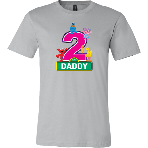 Custom Sesame Shirt - Daddy