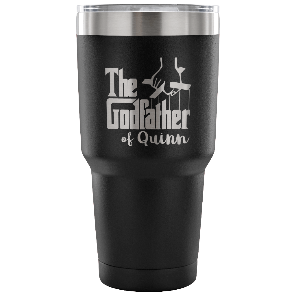 Custom Godfather 30oz Tumbler - Quinn