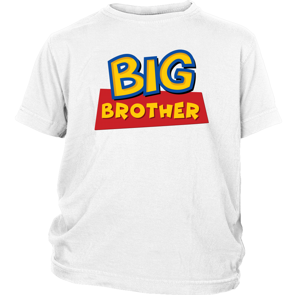 Big Brother Toy Story Inspired Youth Shirt