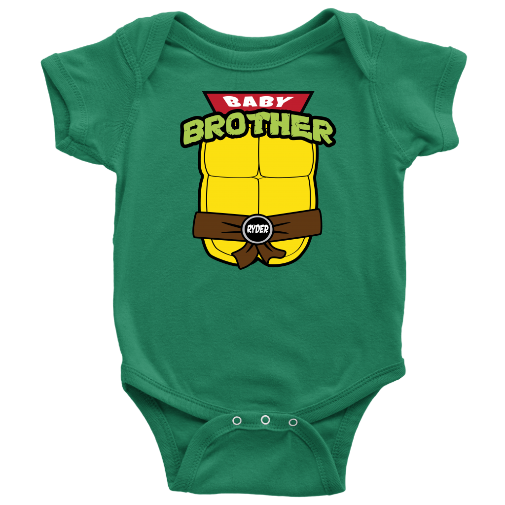 Custom Baby Brother Bodysuit - Ryder