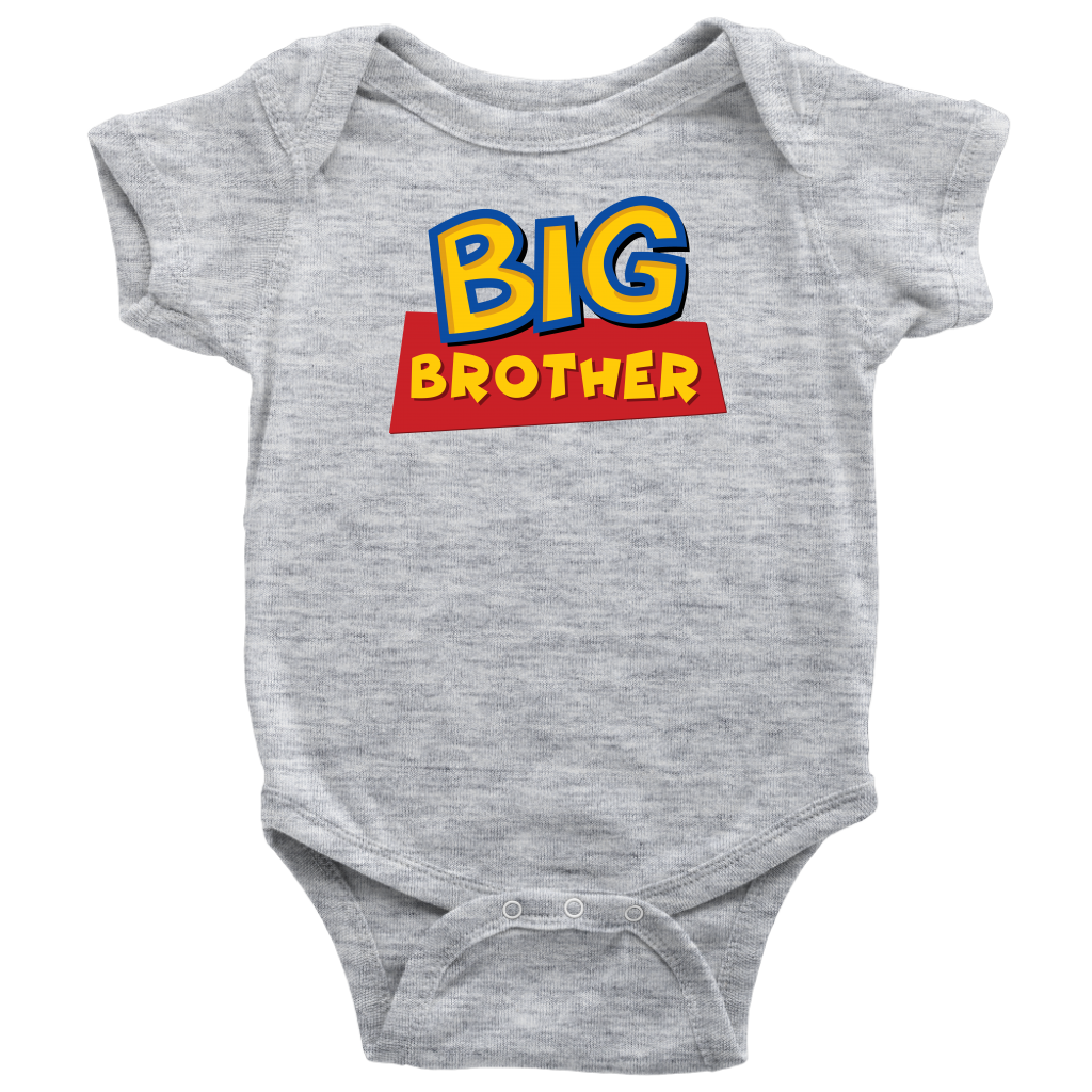 Big Brother - Toy Story Inspired Baby Bodysuit