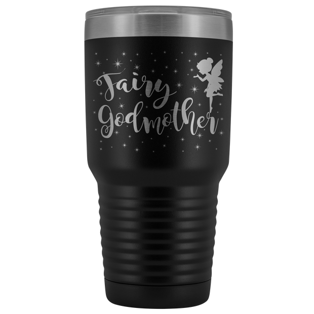 Fairy Godmother - 30oz Vacuum Tumbler