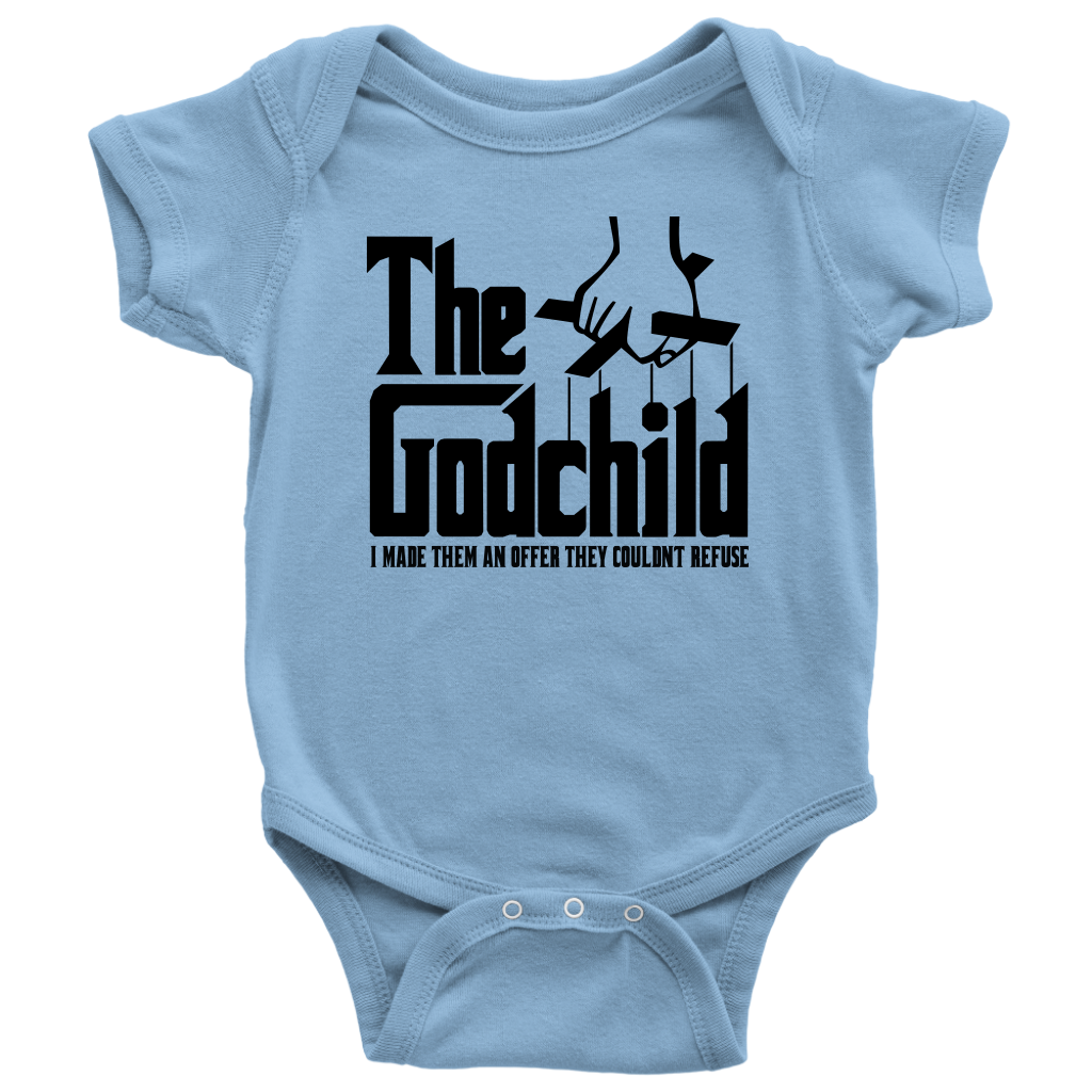 The Godchild - I Made Them An Offer They Couldn't Refuse