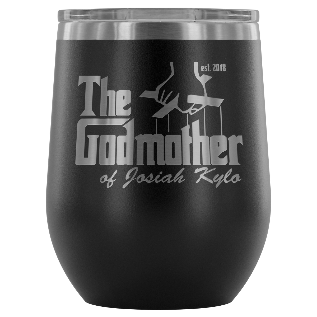 Custom Godmother Tumbler - Josiah Kylo